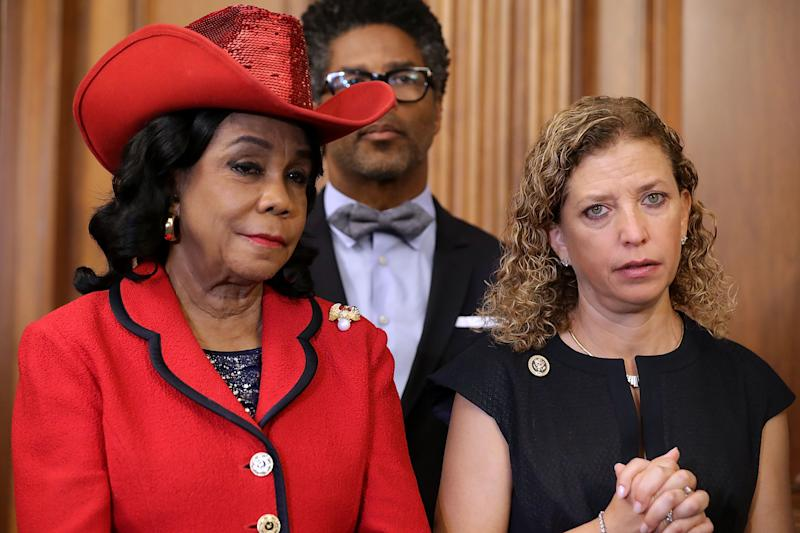 Rep. Frederica Wilson: John Kelly Owes Me An Apology