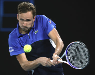 Australian Open 2020: Far from flawless, Daniil Medvedev lives to fight another day with win over Frances Tiafoe