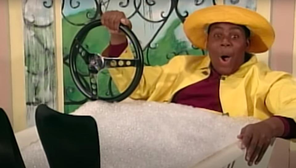 Kenan Thompson in All That