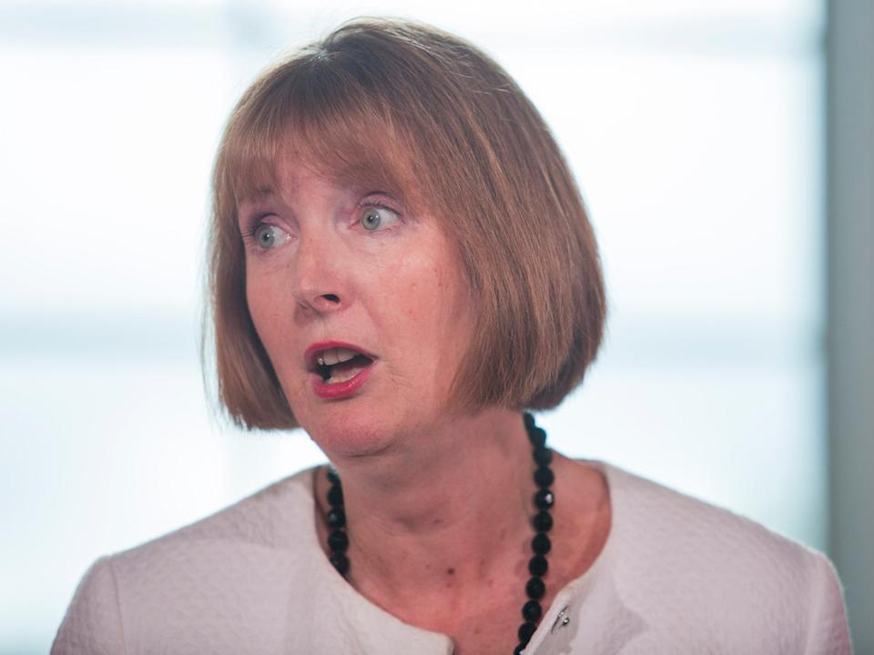 Harriet Harman chairs the cross-party committee of MPs and peersGetty Images