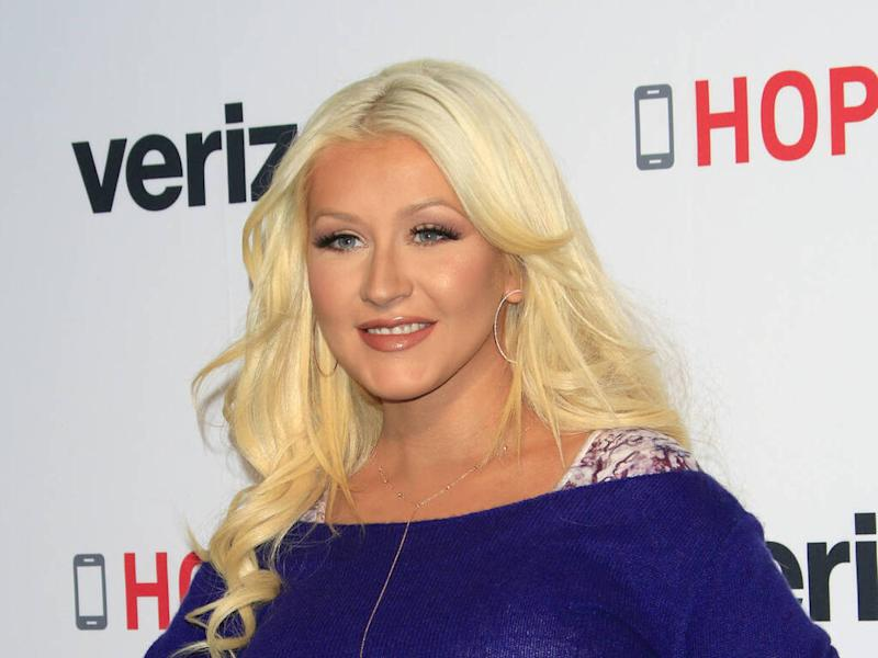 Christina Aguilera feels 'blessed and humbled' listening back to debut single
