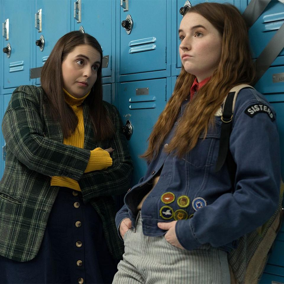 """<p>Director Olivia Wilde taps into those precious final days of high school, when you only <em>think</em> you know who you are and where you're going. The fantastic <em>Booksmart</em> borrows quite a bit from teen classics like<em></em><em> Can't Hardly Wait</em><em>,</em> but instead of centering the story around the popular cheerleader or jock, Wilde focuses on Molly (Beanie Feldstein) and Amy (Kaitlyn Dever), besties and nerds who subvert the """"no one likes me because I'm unpopular and smart"""" trope by completely owning their straight-A badassery. But that confidence deflates when they learn all the people they thought were idiots at their school are also going to Ivy League colleges. The duo devises a last-minute plan to crash a party, maybe lose their respective virginities, and drink as much as possible in one night. Trouble is, it's not that easy to transform your reputation, and it might not even be worth it—especially for people who ultimately don't matter. Though <em>Booksmart</em> misses an opportunity to talk about how classist secondary education is (how else would these so-called morons get into such great schools?), it wonderfully highlights an unconditional friendship built on trust, support, and love. <a class=""""body-btn-link"""" href=""""https://go.redirectingat.com?id=74968X1596630&url=https%3A%2F%2Fwww.fandango.com%2Fbooksmart-217719%2Fmovie-times&sref=http%3A%2F%2Fwww.harpersbazaar.com%2Fculture%2Ffilm-tv%2Fg25910349%2Fbest-new-movies-2019%2F"""" target=""""_blank"""">Get tickets</a></p>"""