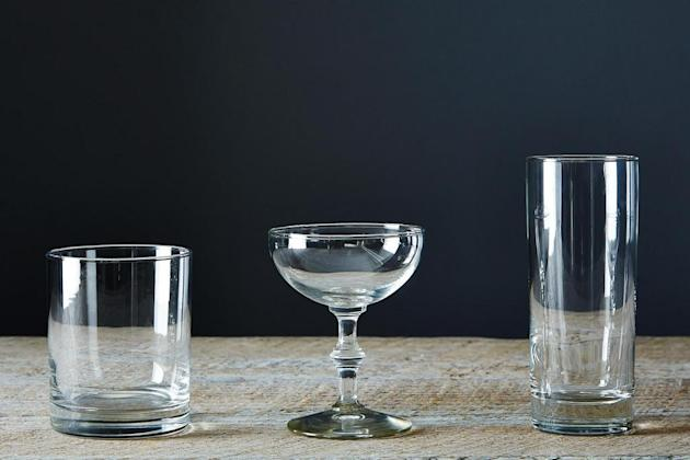 How to Buy Glassware from Food52