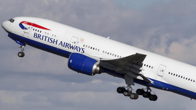 British Airways staff finds a 13-year-old boy who boarded a Los Angeles bound flight without a ticket.