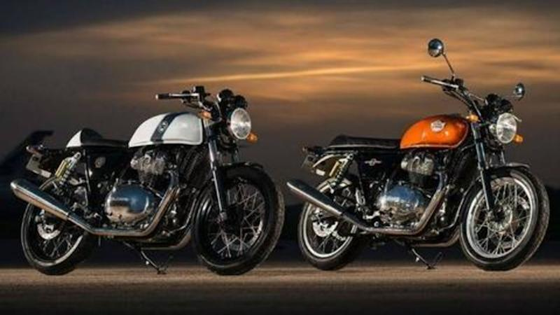 Bookings opened for Royal Enfield 650 twins: Details here