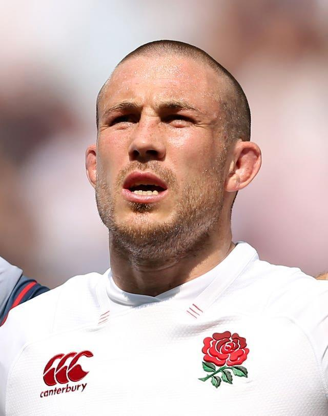 Mike Brown is England's most capped full-back