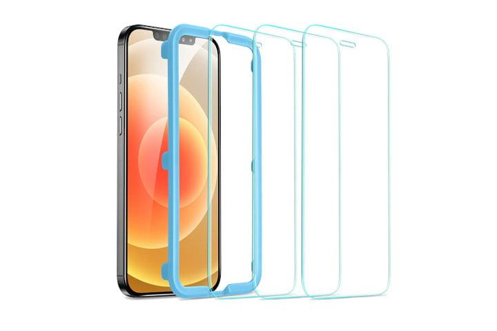 ESR Tempered-Glass Screen Protector for iPhone 12