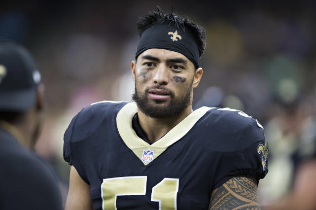 Te'o was released by the Chargers at the end of the 2016 season. The New Orleans Saints picked him up under a 2-year contract.