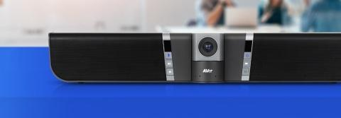 AVer Announces Arrival of the VB342+, A Professional All-In-One Soundbar for Huddle and Small Conference Rooms
