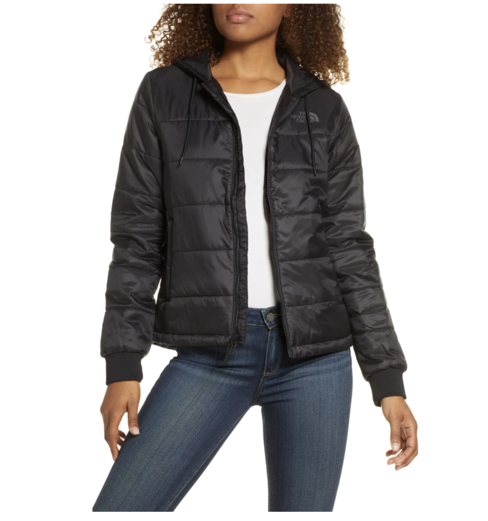 The North Face Pardee Water Repellent Heatseeker Insulated Jacket (Photo via Nordstrom Canada)