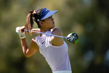 Inspired by NBA, Wie ready to play hurt at Women's PGA Championship