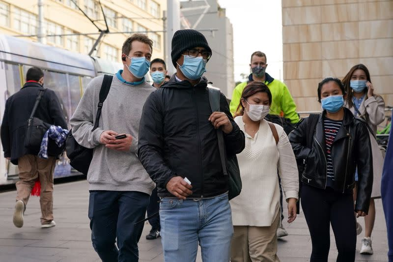 New public health regulations are implemented as a COVID-19 outbreak affects Sydney