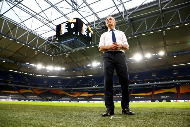 Basel parts with coach Koller after Europa League exit