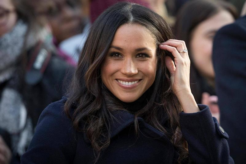 A lot of people wanted to find out more about Ms Markle: Getty