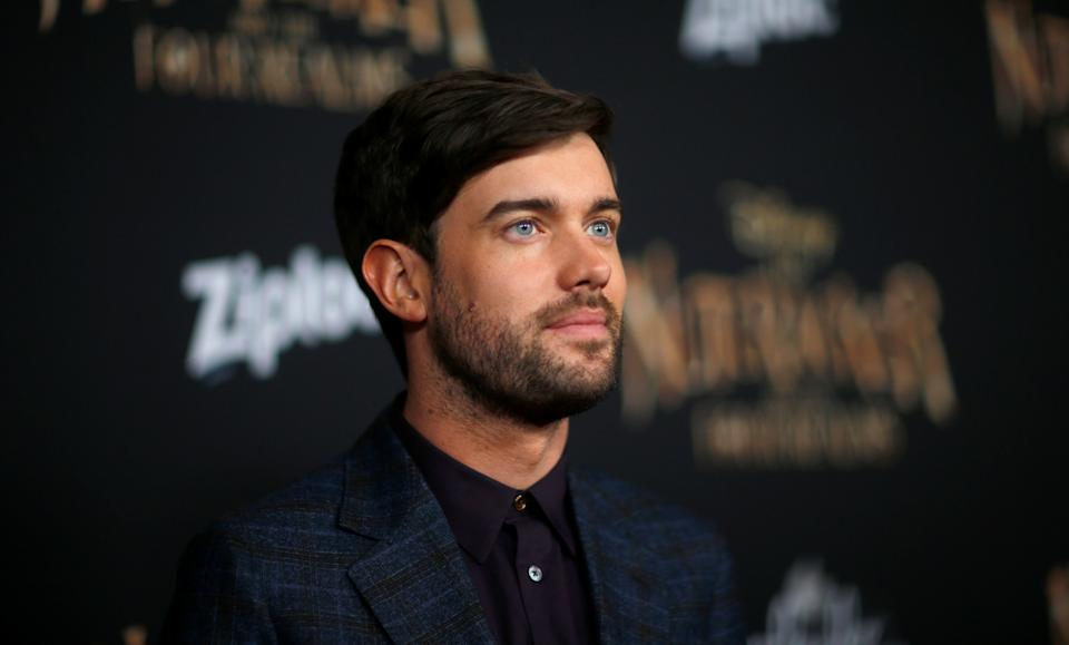 "Cast member Jack Whitehall poses at the premiere for ""The Nutcracker and the Four Realms"" in Los Angeles, California, U.S., October 29, 2018. REUTERS/Mario Anzuoni"