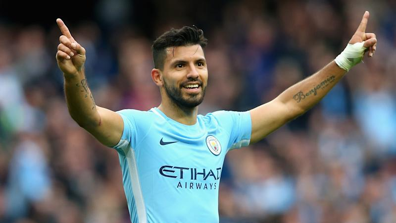 Aguero at his best for Guardiola in 2018