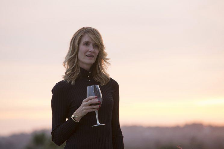 Laura Dern in 'Big Little Lies' (Photo: HBO)