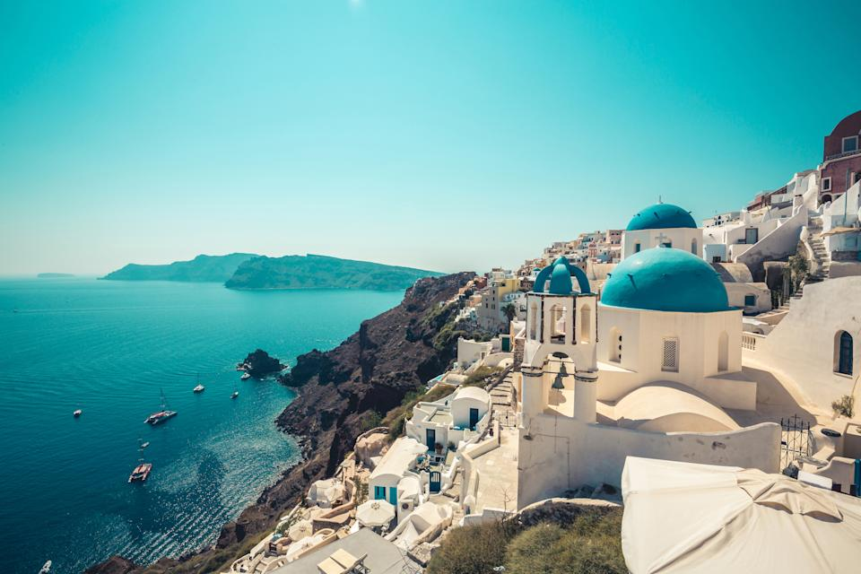 Greece has also announced it will welcome British tourists without quarantine restrictions. (Getty Images)