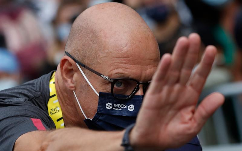 Dave Brailsford - REUTERS