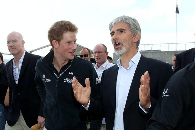 Damon Hill, the 1996 world champion, wants to see Verstappen partnered with Hamilton