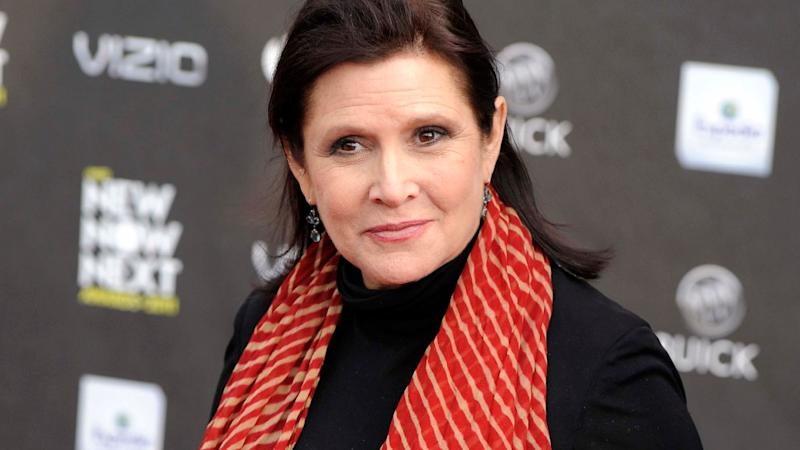 Carrie Fisher to Return as General Leia in Next Star Wars Film