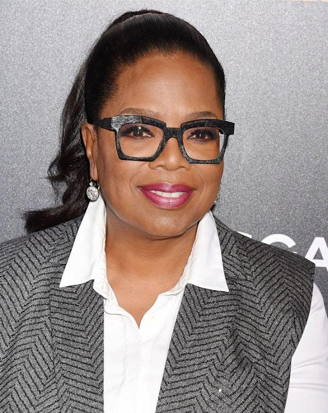Oprah's notion of parenthood has stirred controversy. (Photo: Getty Images)