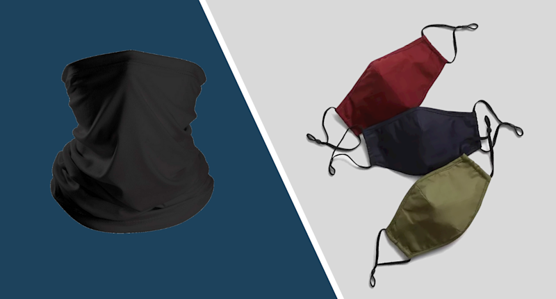 Are neck gaiters as effective as non-medical face masks?