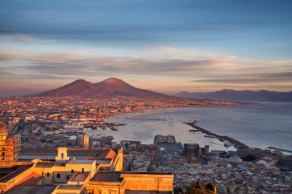 Naples: you'll love it or hate it - getty