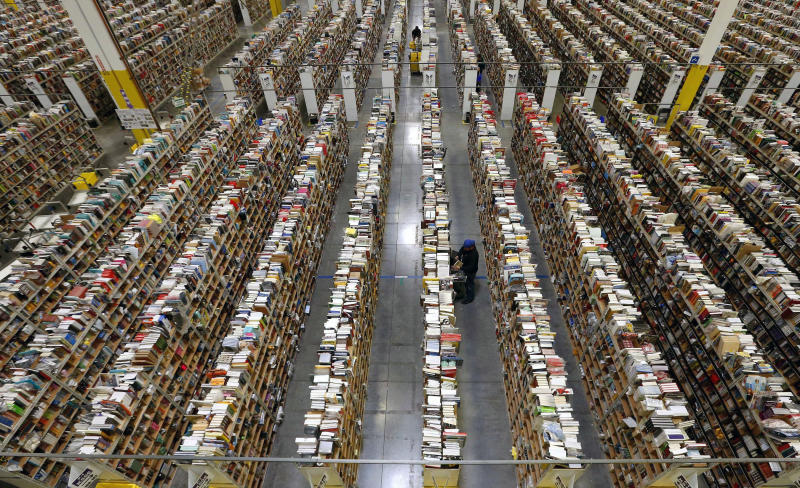 Amazon 4Q earnings grow but miss expectations