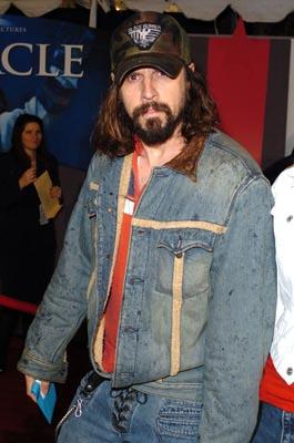 """Premiere: <a href=""""/movie/contributor/1802021506"""">Rob Zombie</a> at the LA premiere of Disney's <a href=""""/movie/1808470438/info"""">Miracle</a> - 2/2/2004<br>Photo: <a href=""""http://www.wireimage.com"""">Steve Granitz, Wireimage.com</a>"""