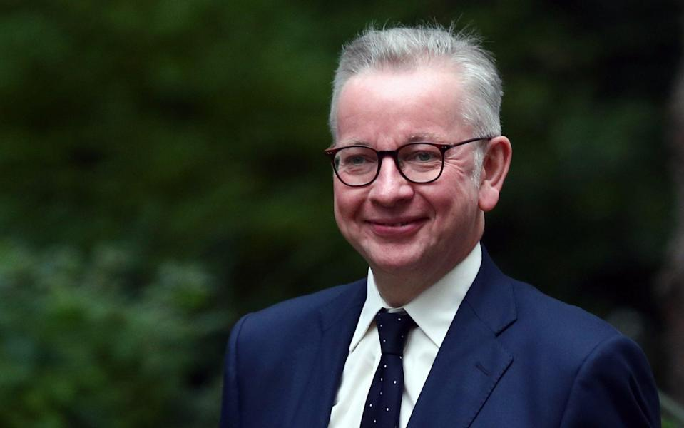 Michael Gove's appointment initially appeared to be a demotion - but his responsibilities span the Government - Anadolu Agency