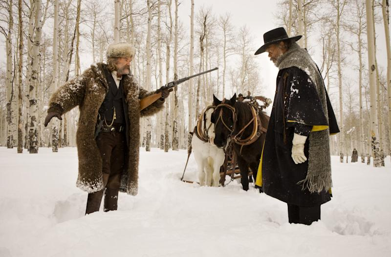 The Hateful Eight (Credit: The Weinstein Company)