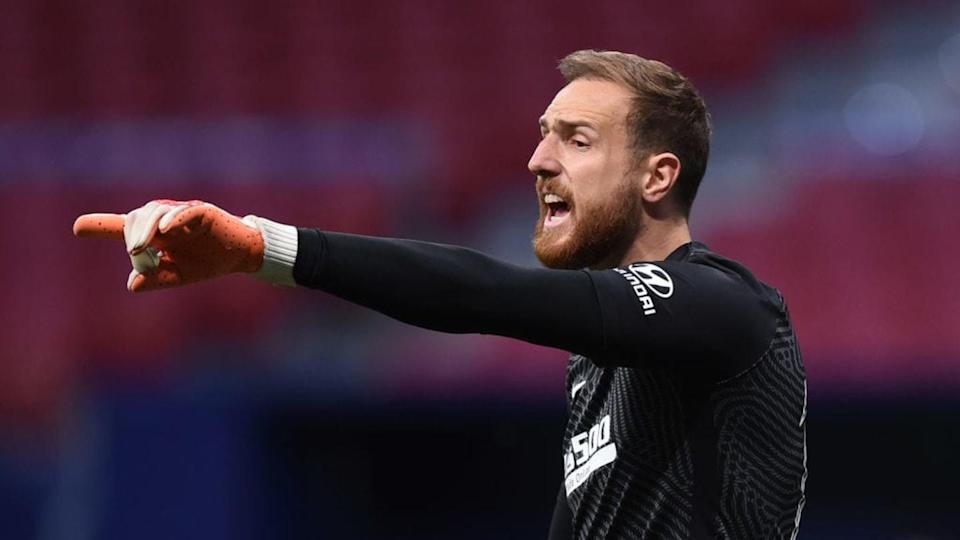 Jan Oblak, Atlético de Madrid | Denis Doyle/Getty Images