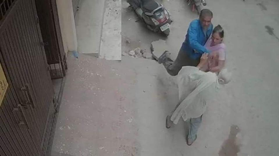 Delhi: 76-year-old woman slapped by her son, dies