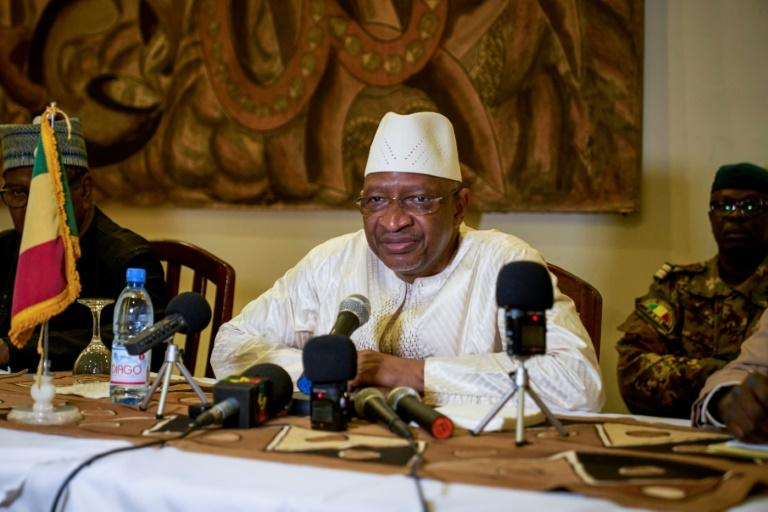 Malian Prime Minister Soumeylou Boubeye Maiga's government was accused of not doing enough to stop an upsurge of violence in the centre of the country