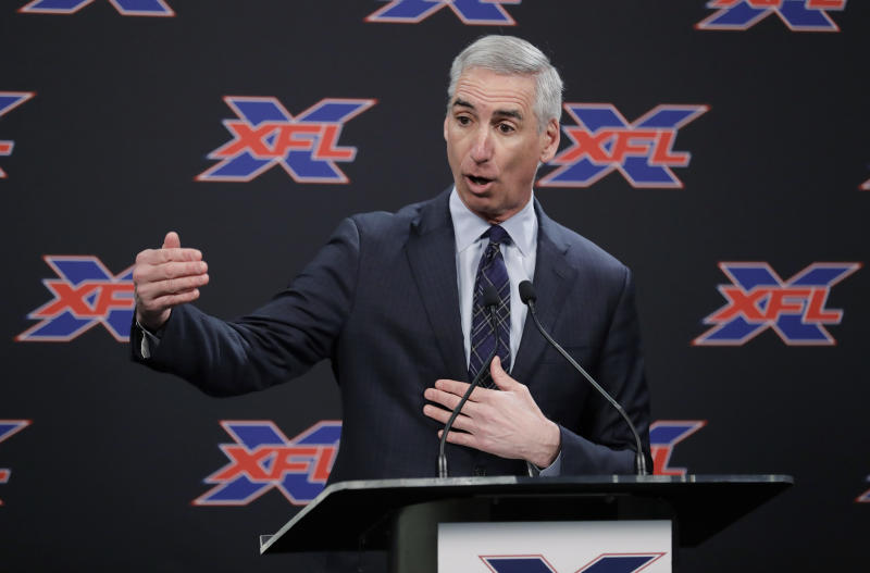 XFL Announces Players For Draft Pool, Group #2 Revealed