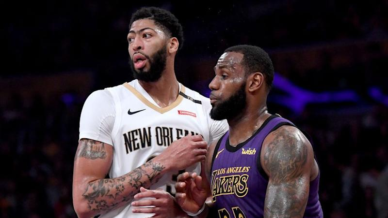Kyrie Irving to join Lakers after Anthony Davis