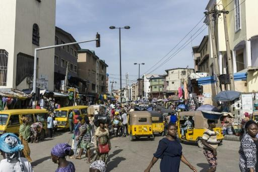 Lagos is attracting interest from global tech giants keen to tap into an emerging market of young, connected Africans