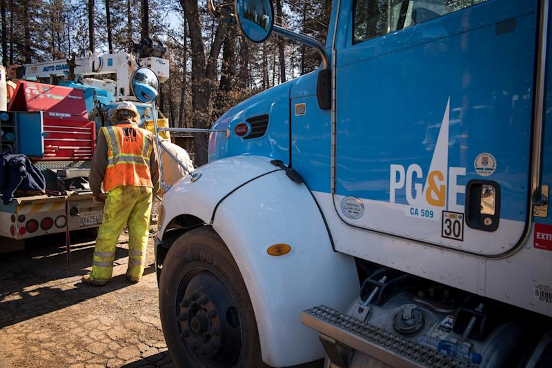 PG&E Receives $4 Billion Plan From Investors to Head Off Bankruptcy