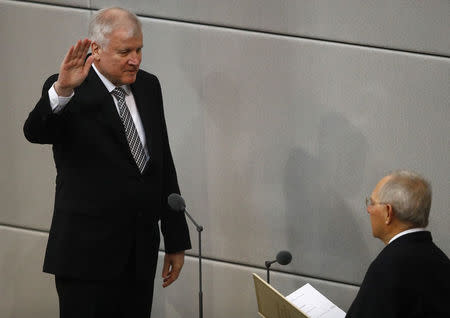 Islam does not belong to Germany, says new interior minister