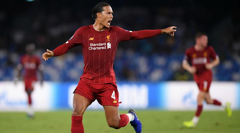 Virgil van Dijk Takes Responsibility for Liverpool's Loss Against Arsenal, Gets Brutally Trolled For A Goof-Up (Watch Video)