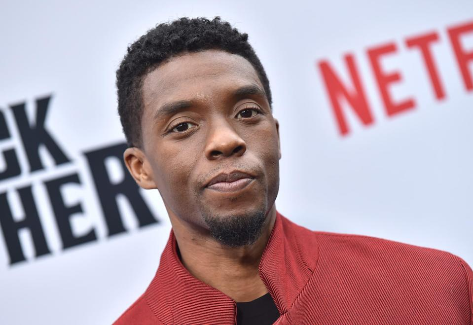 Chadwick Boseman en 2019.  - LISA O'CONNOR