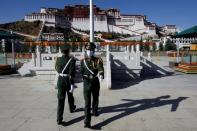 China showcases poverty alleviation during a government organised tour of Tibet