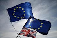Britain and EU clash over who takes next Brexit step