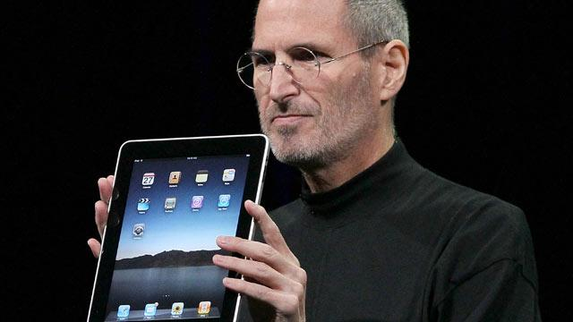 Apple to Remake Textbooks, Inspired by Steve Jobs