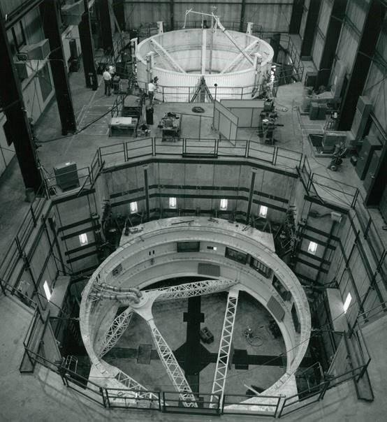 NTS Built World's Largest High-Force Vibration Facility to