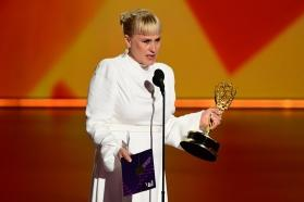 Patricia Arquette makes plea for transgender rights at Emmy Awards 2019