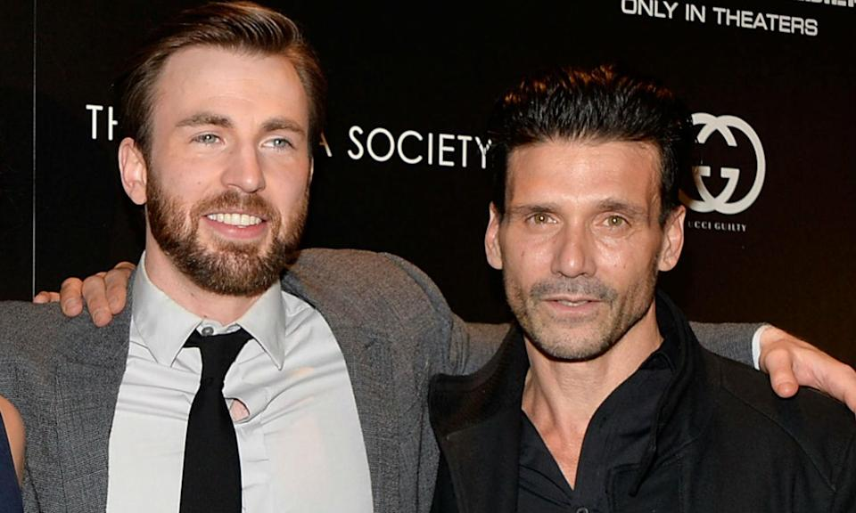 Frank Grillo hints at Chris Evans' Captain America replacement