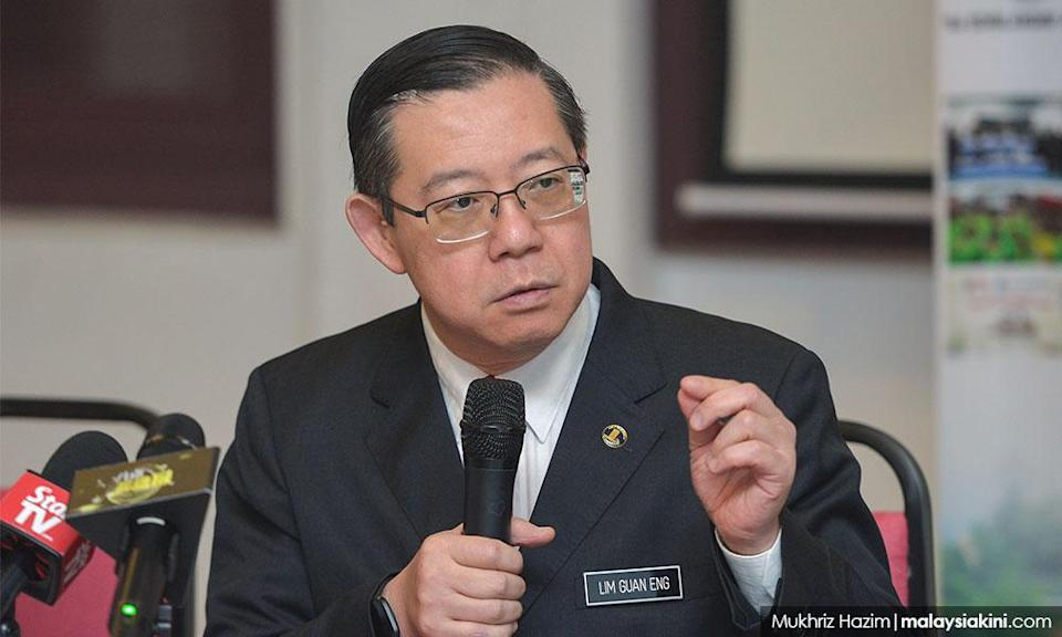 Guan Eng urges govt to clarify concerns over Sinovac efficacy after int'l studies