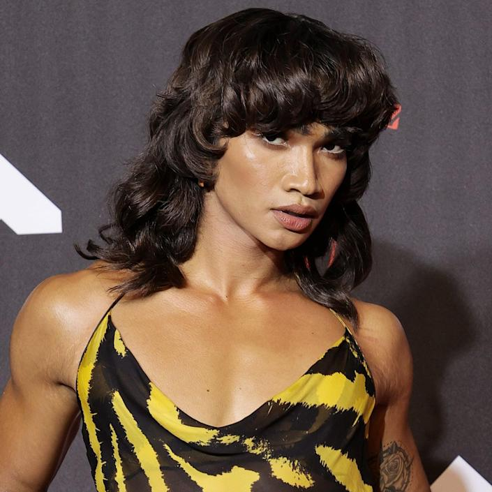 The Surprising Haircut Trend That Ruled the MTV VMAs Red Carpet: the Mullet